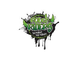 Rough Riders Logo Design