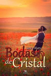 Capa Bodas de Cristal Laury Alves