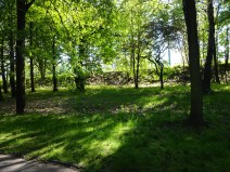 Love the green parks.