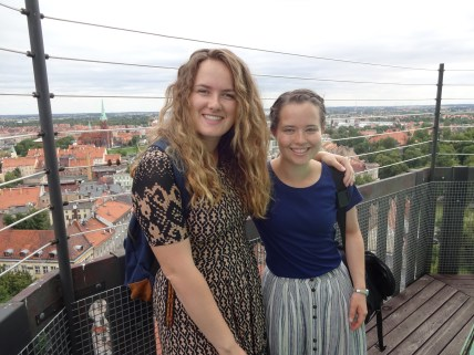 Rooftop of Legnica Cathedral