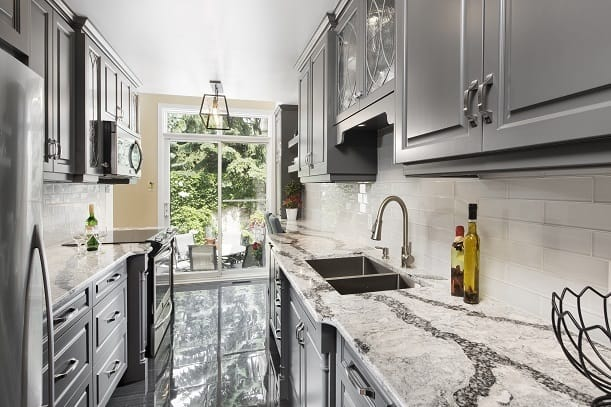 A Designer's 3 Top Tips For Your Galley Kitchen