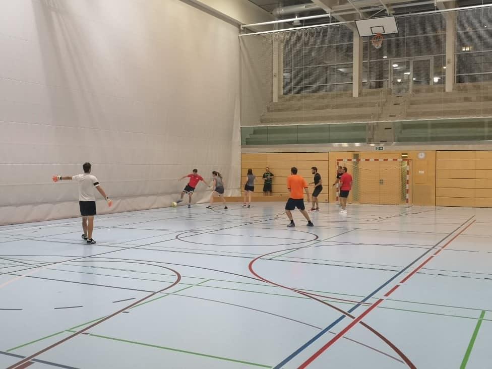 Reprise des entraînements du groupe Freesport en août 2020