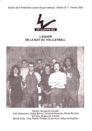 Journal 2000 – Février