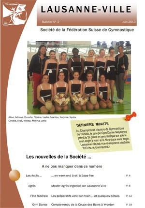 Journal 2013 – Juin