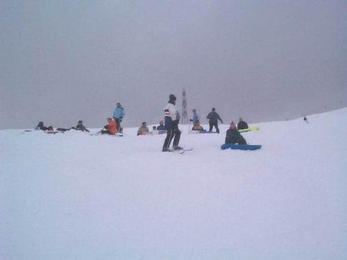 2001 – Week-end à ski des Actifs à Nendaz (2 et 3 mars)