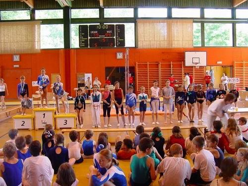 2003 – Finales Vaudoises à St-Prex (14 et 15 juin)