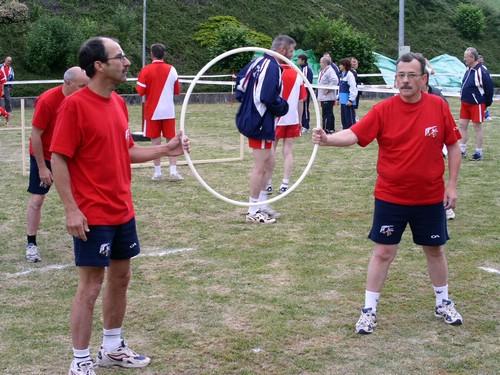 2004 – Fête cantonale Dames Hommes Seniors à Moudon (19 juin)