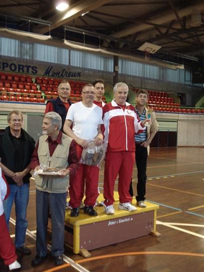 2009 – Championnat vaudois des jeux à Clarens (2 mai)