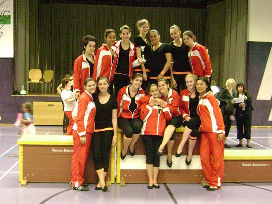 2009 – Championnat vaudois de gymnastique de société (6 juin)