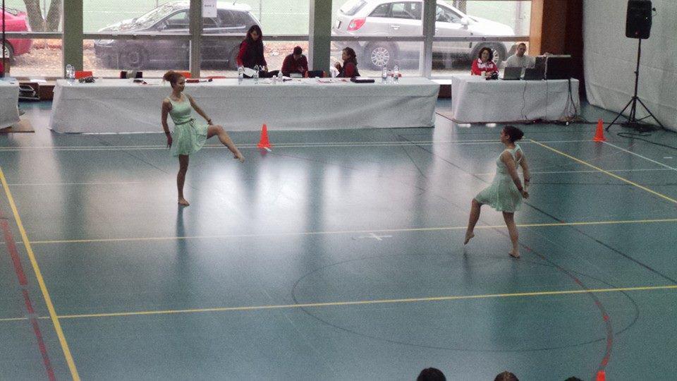 2014 – Championnat romand de gymnastique à Grand-Vennes (22 et 23 novembre)