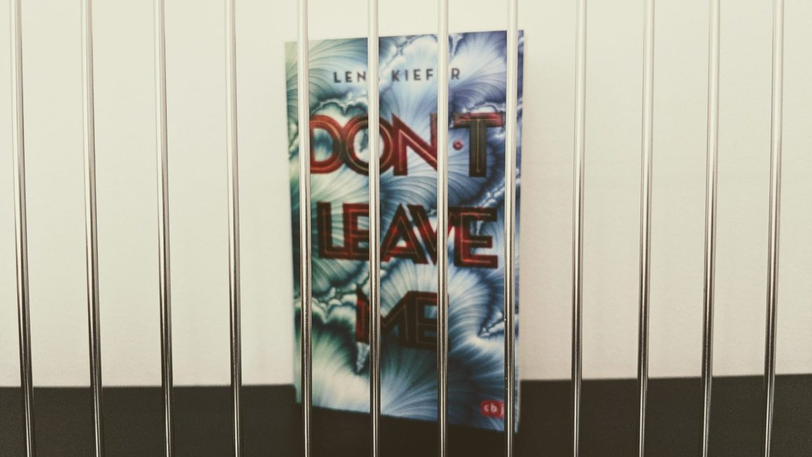 Don't leave me von Lena Kiefer