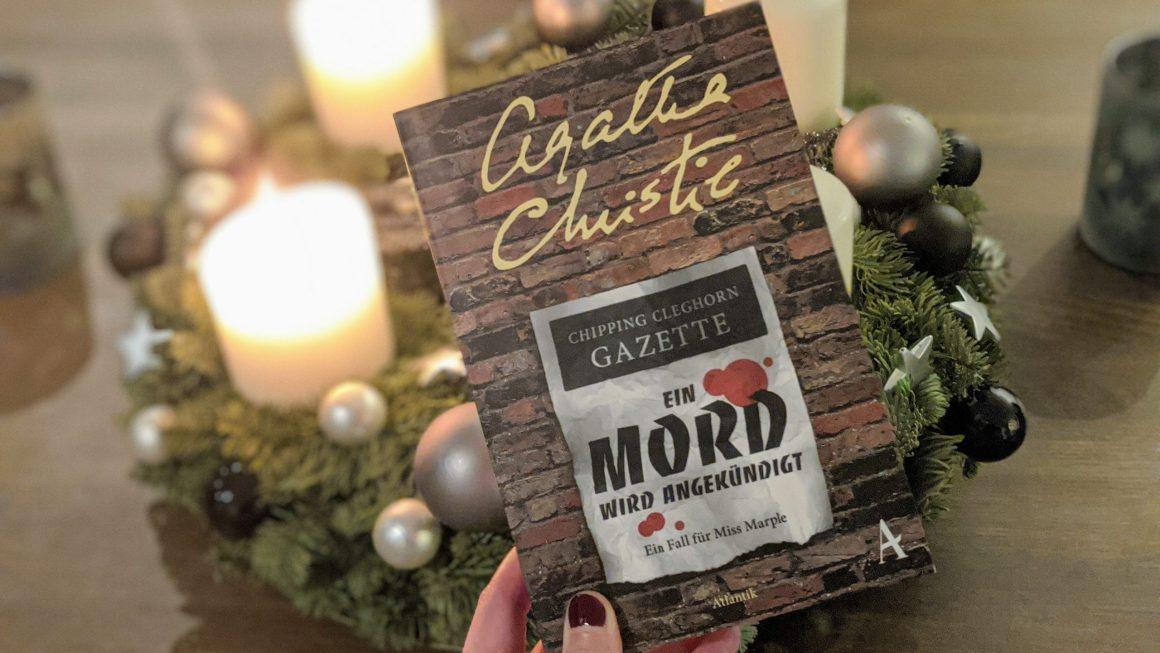 Ein Mord wird angekündigt von Agatha Christie