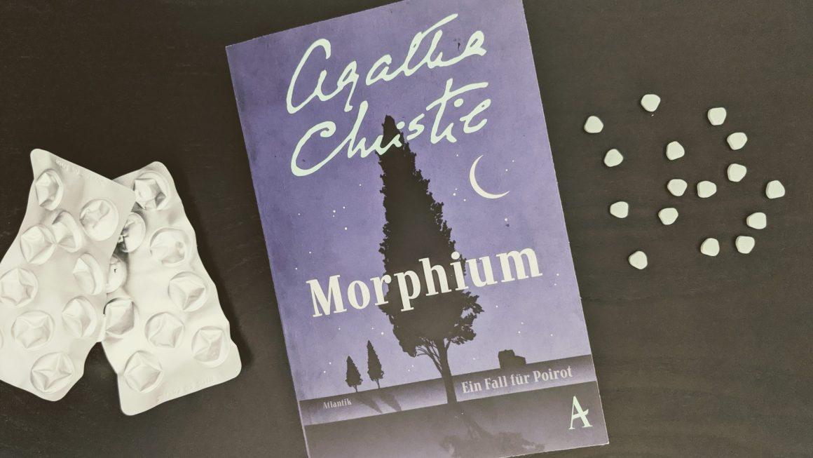 Morphium von Agatha Christie
