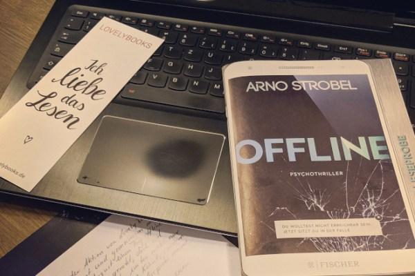 Offline von Arno Strobel (XXL Leseprobe)