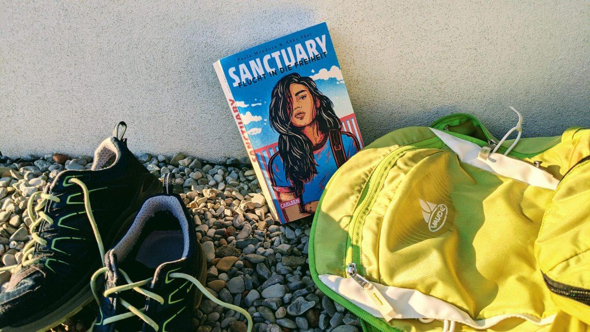 Sanctuary von Paola Mendoza und Abby Sher