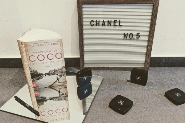 Mademoiselle Coco und der Duft der Liebe von Michelle Marly
