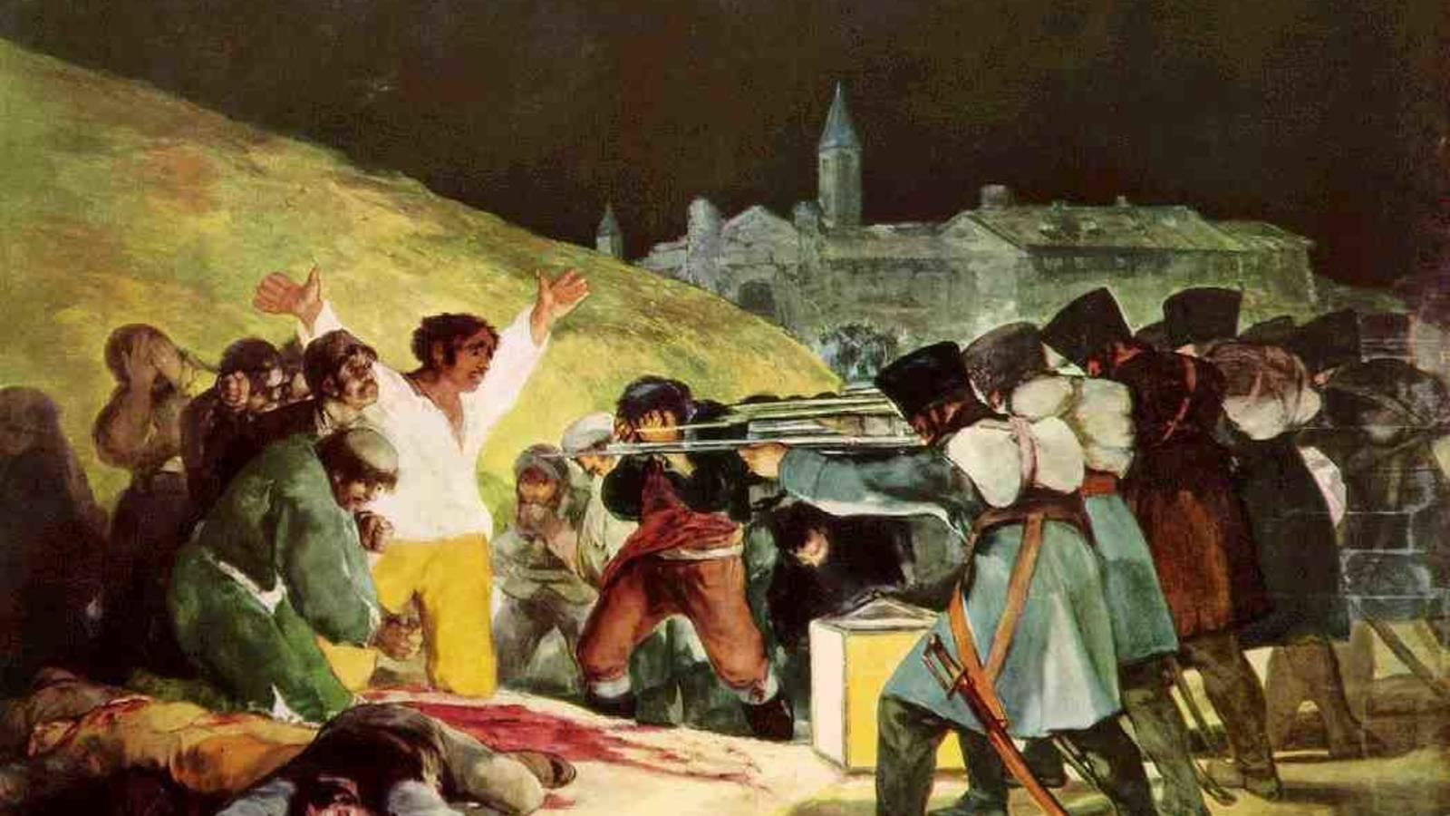de-levantamientos-y-fusilamientos-en-1808-que-se-celebra-el-2-de-mayo-en-madrid