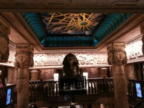 The Egyptian escalators, Harrods