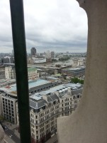 View from the Stone Gallery