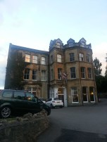Our lovely hotel