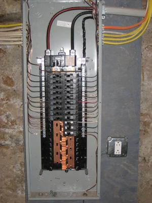 What should your electrical panel look like? | Lauterborn Electric