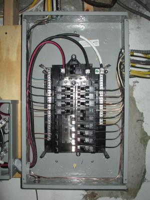 Port Richmond 100 Amp Service | Lauterborn Electric