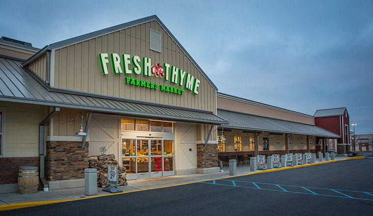 Fresh Market Locations Indianapolis