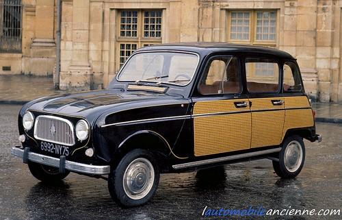Renault 4 Parisienne 1963 1967 Lautomobile Ancienne