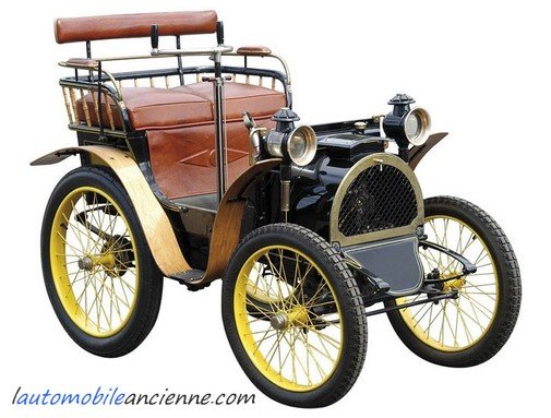 renault type a 1898 1900 l 39 automobile ancienne. Black Bedroom Furniture Sets. Home Design Ideas