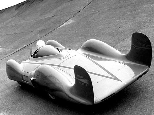 Renault Etoile Filante (1956) | l'automobile ancienne