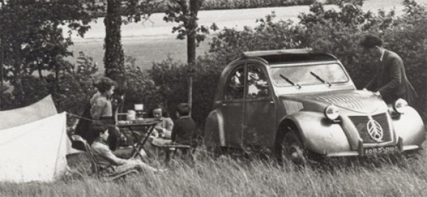 Citron 2CV Type A 1949 1960 Lautomobile Ancienne