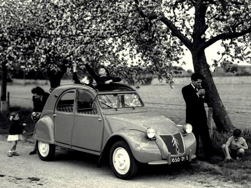 citro u00ebn 2cv type a  1949