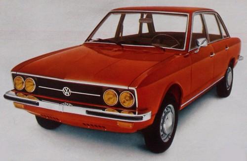 volkswagen k70 1970 1975 l 39 automobile ancienne. Black Bedroom Furniture Sets. Home Design Ideas
