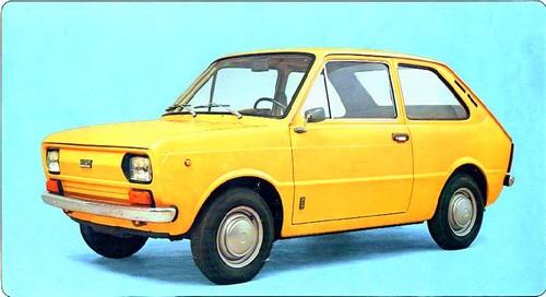 fiat 133 1974 1982 l 39 automobile ancienne. Black Bedroom Furniture Sets. Home Design Ideas