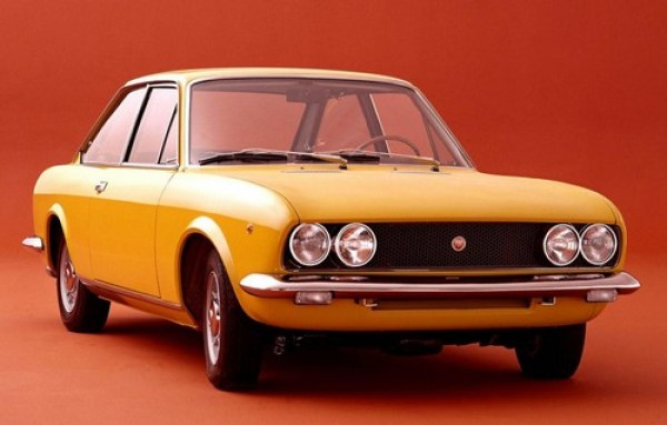 fiat 124 sport coup 1967 1975 l 39 automobile ancienne. Black Bedroom Furniture Sets. Home Design Ideas