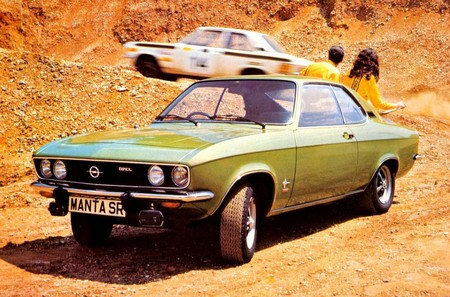 opel manta a 1971 1975 l 39 automobile ancienne. Black Bedroom Furniture Sets. Home Design Ideas