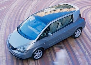 renault avantime 2001 2003 l 39 automobile ancienne. Black Bedroom Furniture Sets. Home Design Ideas