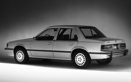 Cadillac Cimarron 1981 1988 L Automobile Ancienne
