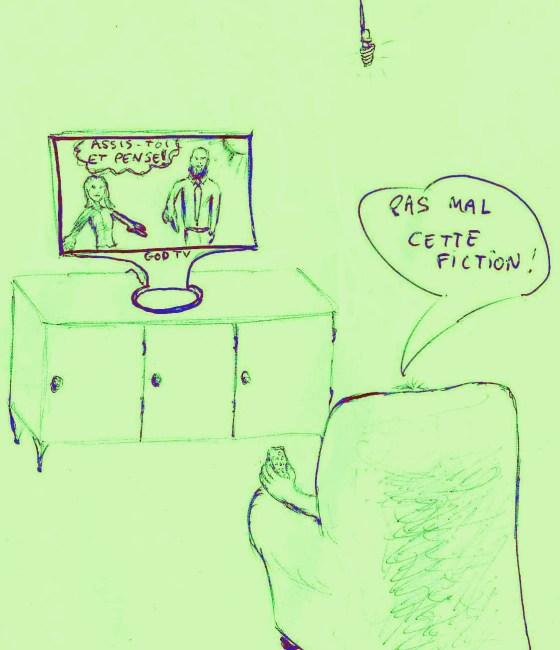 Critique de la télévision