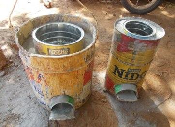 Au Burkina Faso, que du recyclé !