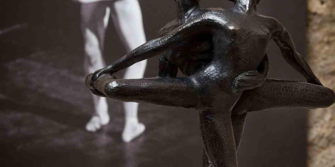 L'EXPOSITION DE BRONZES DE GHIORGO ZAFIROPULO AUX BAUX DE PROVENCE