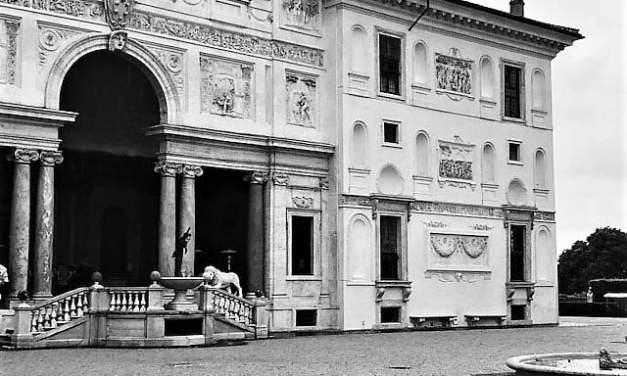 LA VILLA MEDICIS   A ROME !