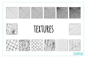 How to use textures to create a realistic surface.