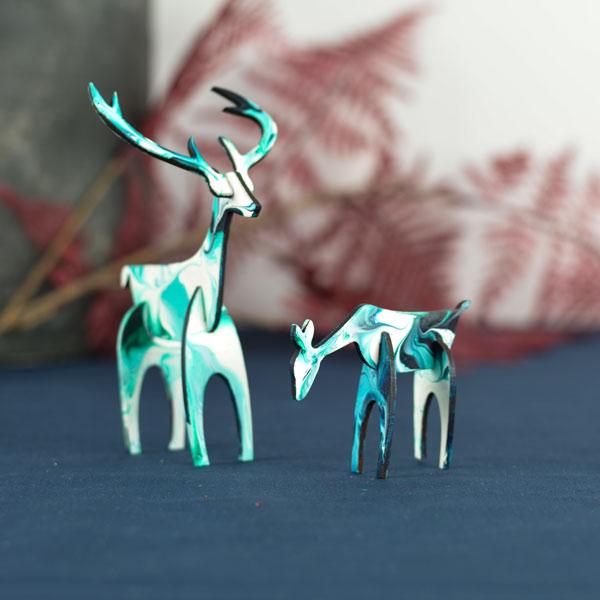 Happy Deer – nr 2