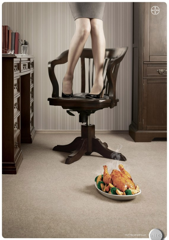Funny Double Meaning Print Ads