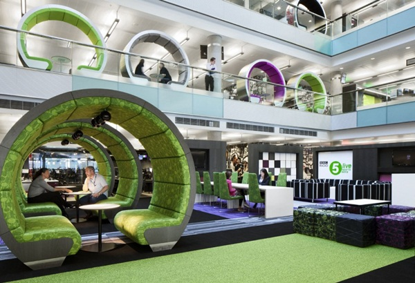 Sensational Interior Designs For Your Office (17)
