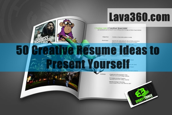 Creative Resume Ideas to Present Yourself