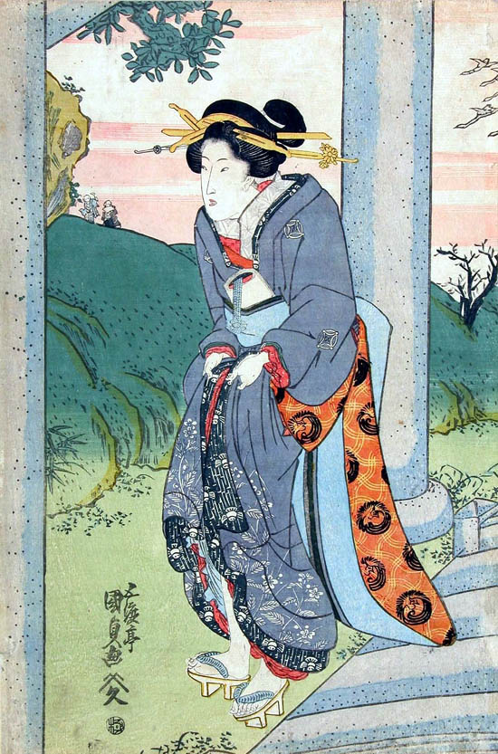 Traditional Japanese Paintings & Art