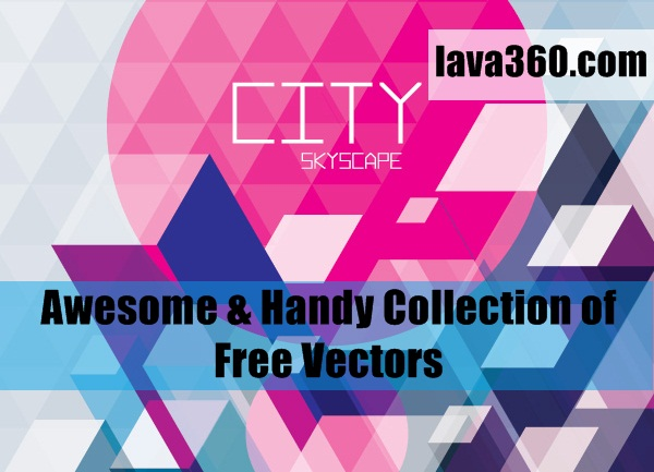 Awesome & Handy Collection of Free Vectors