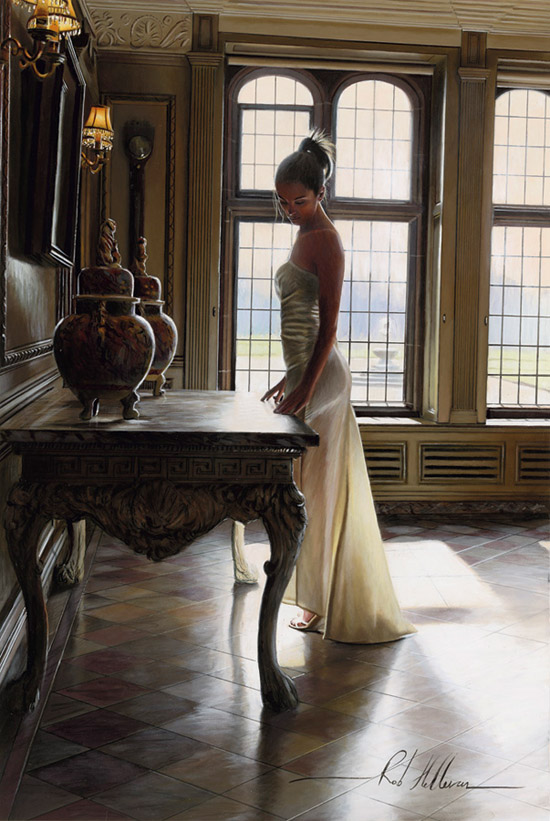 Rob Hefferan's Portraits of Elegance Romance & Dance